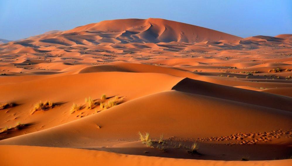 Deserto de Merzouga - Marrocos