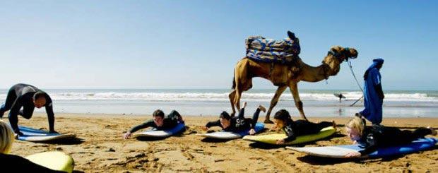 Surf Trip Marrocos