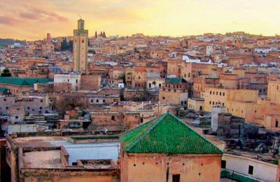 Imperial Cities and Desert - Morocco