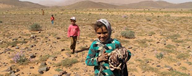 Deserto de Ramlia - Marrocos