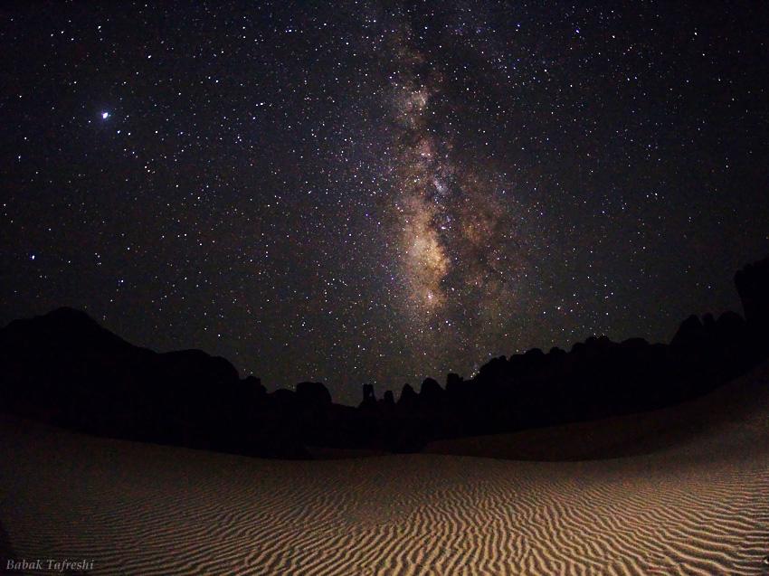 Zagora - Astronomia Marrocos