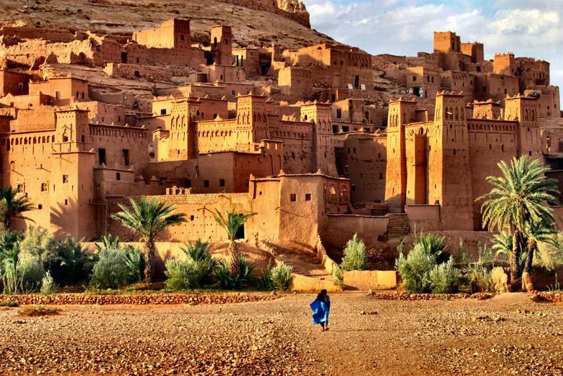 Ouarzazate- Marrocos