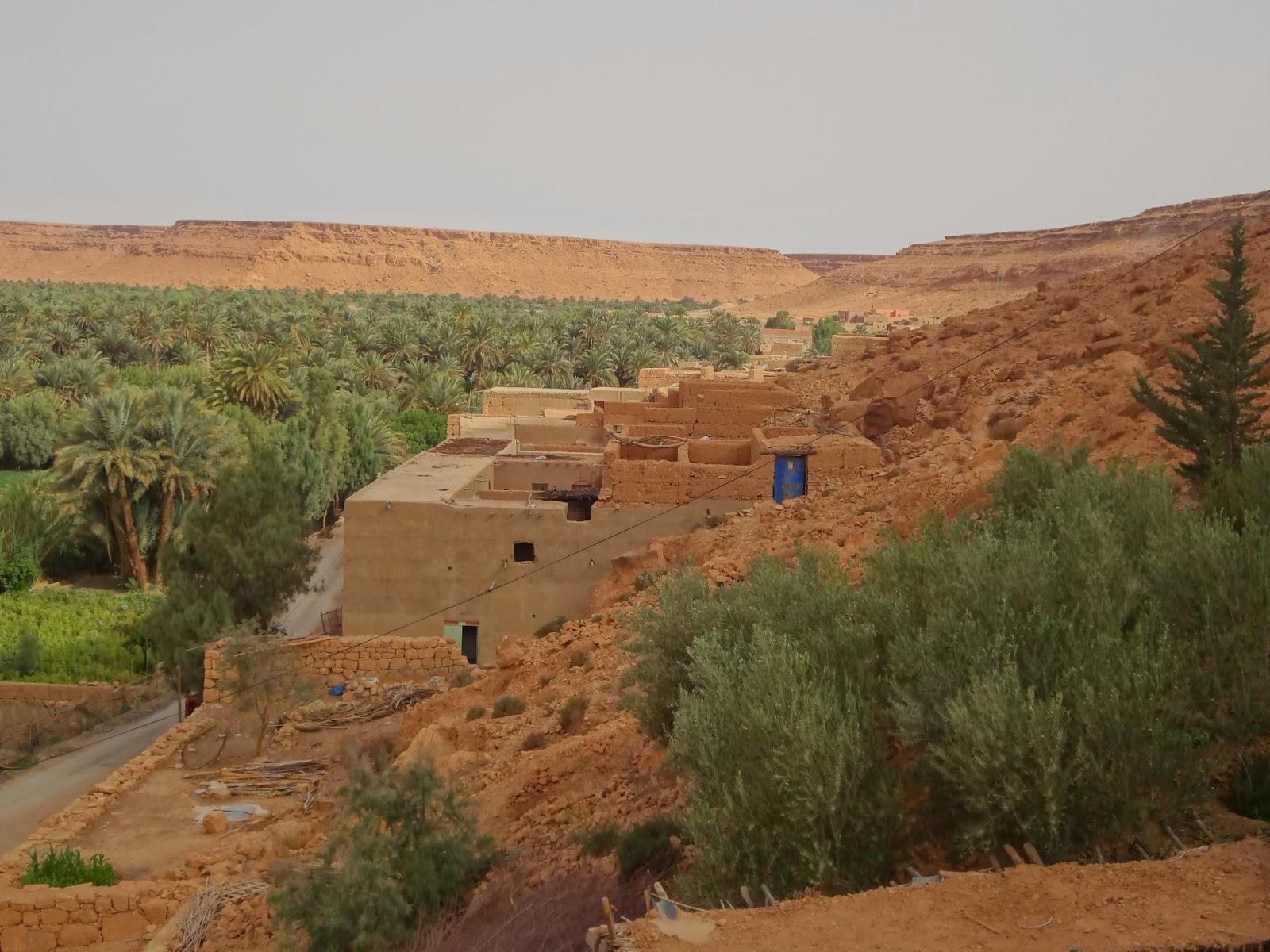 Deserto Errachidia - Marrocos