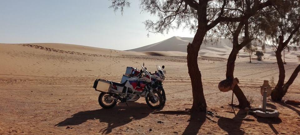 Deserto - Marrocos