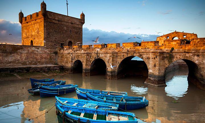 Essaouira- Marrocos