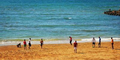 摩洛哥海滩